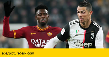 AS Roma – Juventus Turin - 27.09.2020